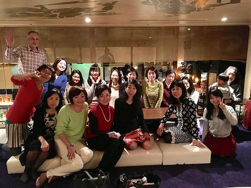 Tokyo party